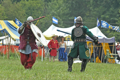 Wednesday afternoon - Pennsic XLV