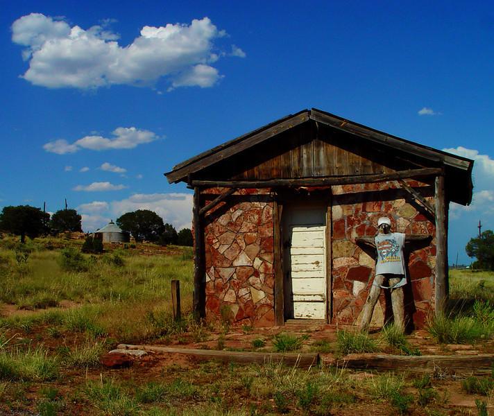New Mexico, 2004.