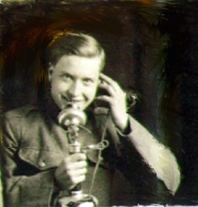 Vernon J. Eldredge, France,WW1, 1917
