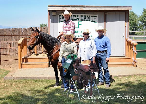 Saddle Fence Off Win Shots (Murray Thompson)
