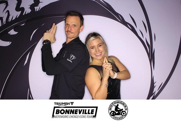 """Motoworks """"Bonneville Icons Tour 2019"""""""