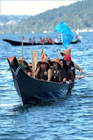 2006 Tribal Canoe Journey