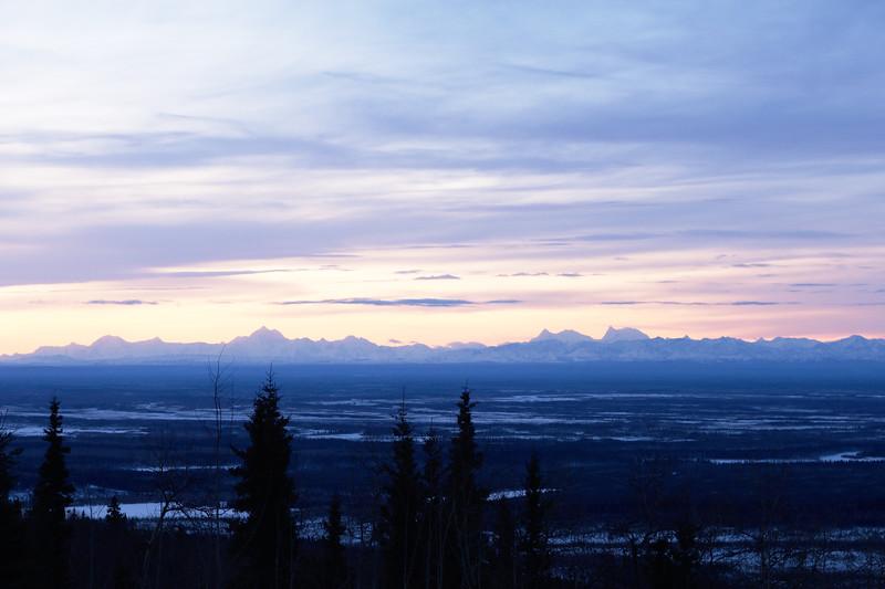 Hayes Range View