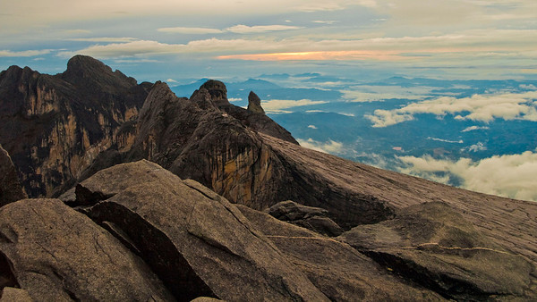 Mt Kinabalu, Sabah, Malaysia