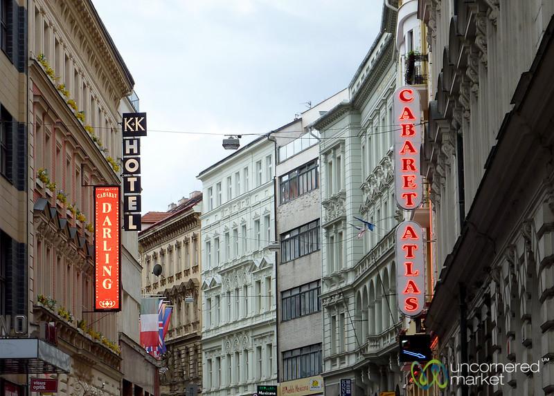 Cabaret and Strip Club Central - Prague, Czech Republic