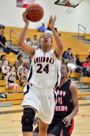 2012-02-02 BHS Basketball VS Berry Academy
