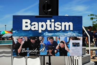 Baptism - May 18, 2008