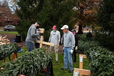 Rotary Club of Davidson's Giving Tree Village