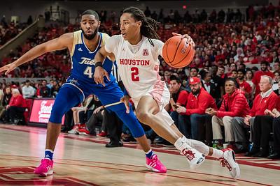 2020-Feb-19 NCAA Men's Basketball | UH v TULSA