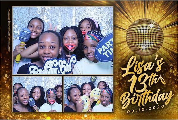 Lisa's 13th Birthday