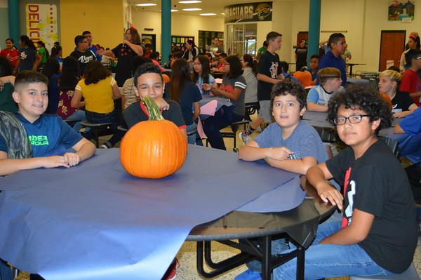 Pumpkin Carving Event 10-21-19