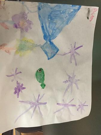Avas 2nd grade artwork