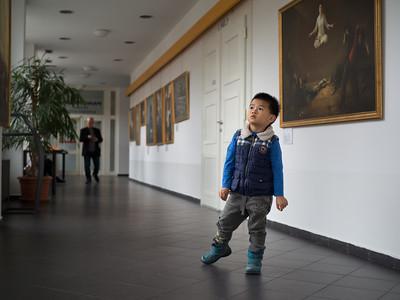 Vernisáž Svědomí Číny