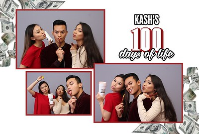 Kash's 100 Days of Life