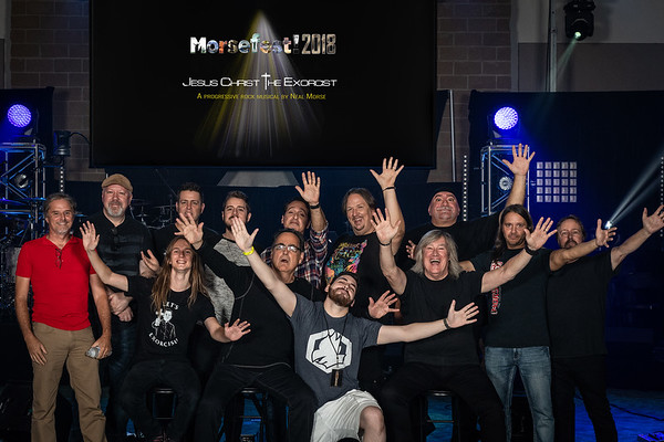 Morsefest 2018 - Meet and Greet Sessions (Saturday)