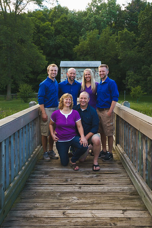 Hames Family Portraits