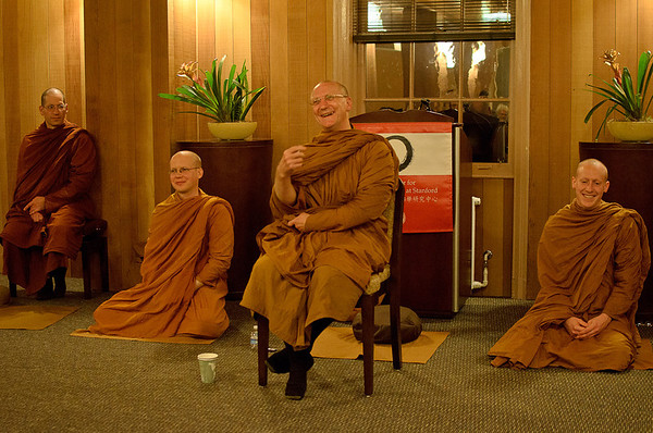 Ajahn Pasanno - Buddhism & the Thai Forest Tradition (prints)