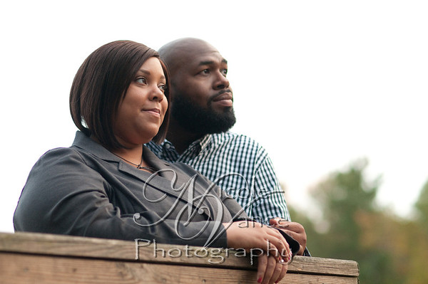 Kamisha & Larry - Engaged