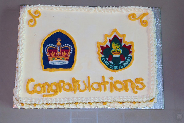 Chief Scout Queens Venturer Award