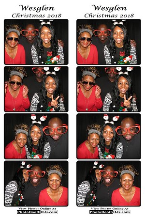 12/1/2018 Wesgeln Christmas Party (PhotoStrips)