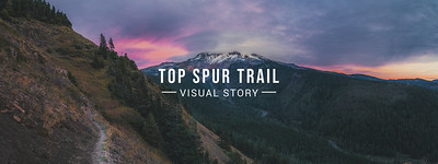 Top Spur Trail Visual Story