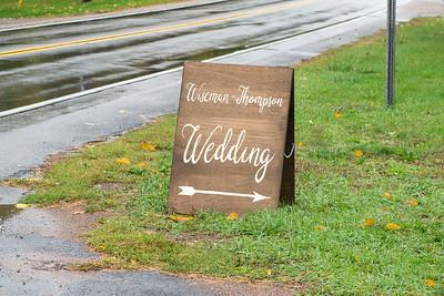 Thompson Wedding Photos