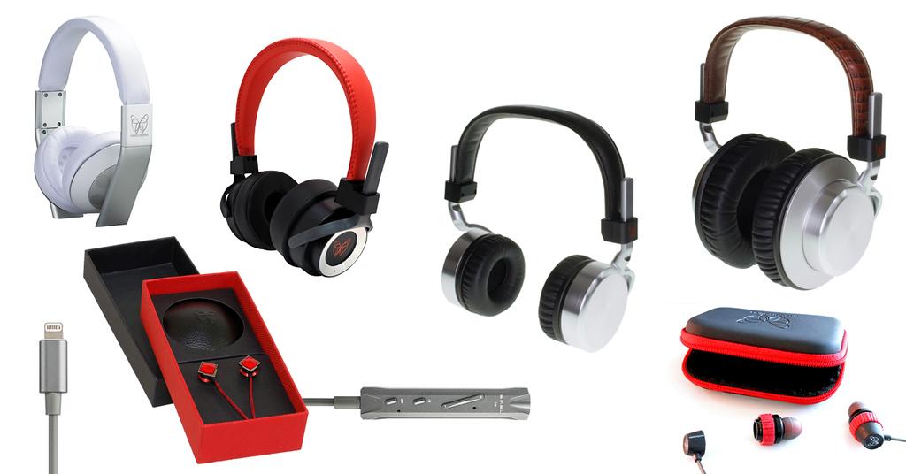 Übersicht reson Kopfhörer<br /> in-ear/Fashion-Kopfhörer<br /> modulare HighEnd/Referenz-KH<br /> DAC-Kopfhörerverstärker