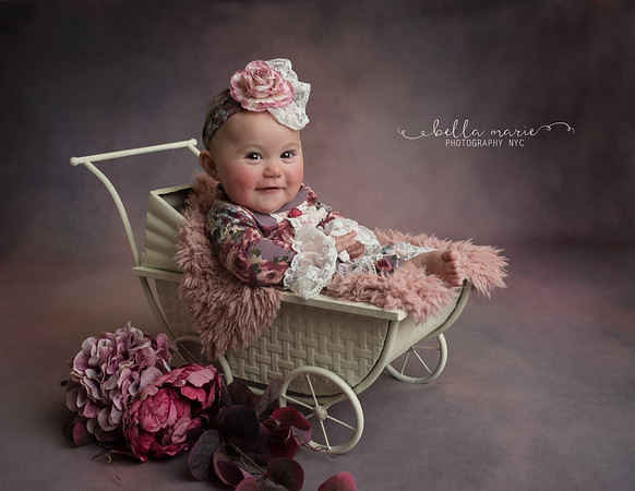 Miss Marie  6 Month Sitter Session