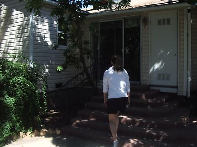 New House!, September 4, 2006