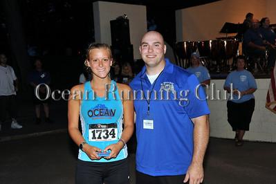 2012 Miles for Matlosz Five Mile Run and One Mile Fun Run
