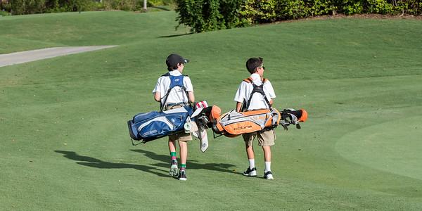10-11-2017: MS Golf Practice