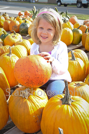 Pumpkin Girl 10-29-2013