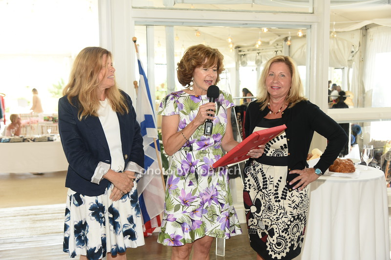 Beth Yudin,   Elisa Greenbaum, Monica Reiner  photo by Rob Rich/SocietyAllure.com ©2019 robrich101@gmail.com 516-676-3939