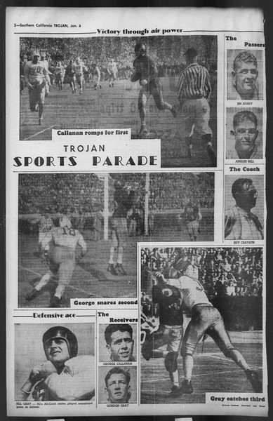 The Trojan, Vol. 35, No. 67, January 03, 1944