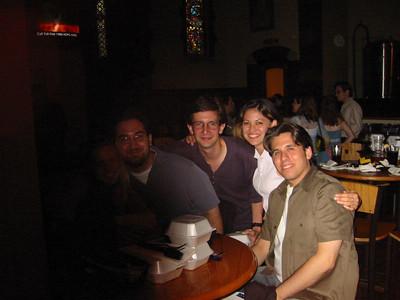 Beer Church Farewell