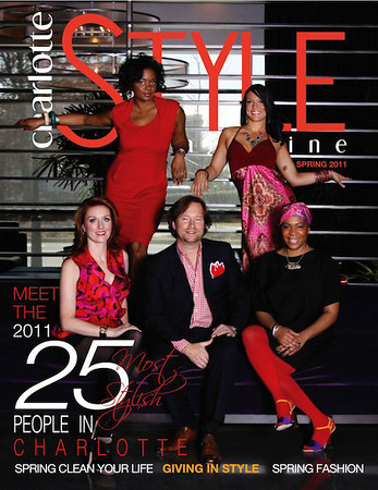 Charlotte Style Magazine 2011