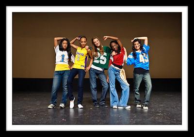 2011 Dance Recital - Urban Edge Dance Co,  Part 2