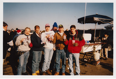 Bills - Patriots 2002