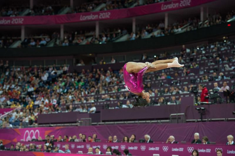 __02.08.2012_London Olympics_Photographer: Christian Valtanen_London_Olympics__02.08.2012__ND43860_final, gymnastics, women_Photo-ChristianValtanen