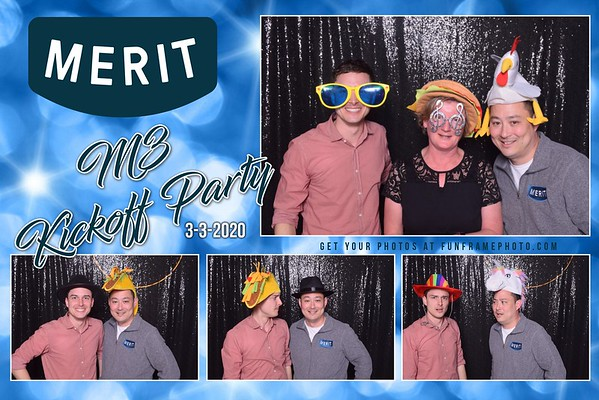MERIT M3 Kickoff Party