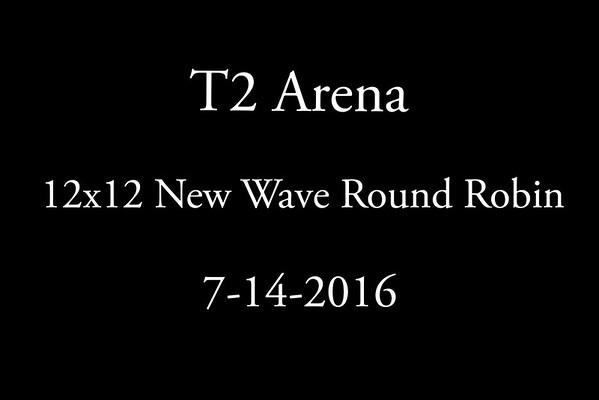 7-14-2016 12x12 New Wave Round Robin