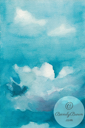 Land, Sea and Sky Illustrations