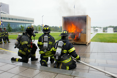 2014 Fire Safety Demo