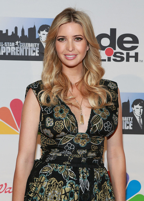 """. Ivanka Trump attends \""""All Star Celebrity Apprentice\"""" Finale at Cipriani 42nd Street on May 19, 2013 in New York City.  (Photo by Robin Marchant/Getty Images)"""