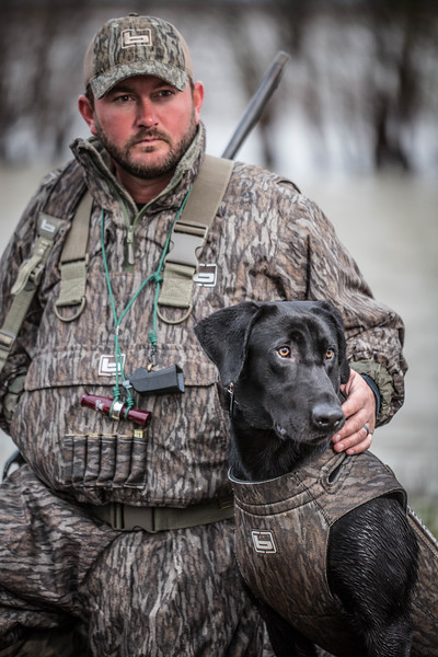 Hunter and Duck Dog