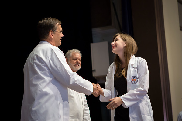 White Coat Ceremony Macon 2016
