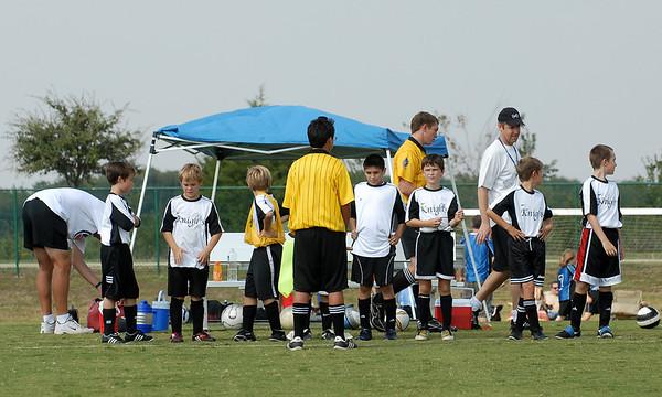 MSA Fall 2008 Game vs Pirates