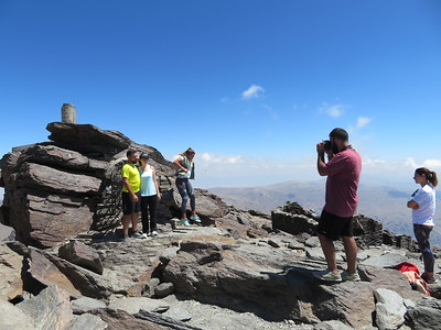 Mulhacen 1 Day Summer Ascent 14th August 2019