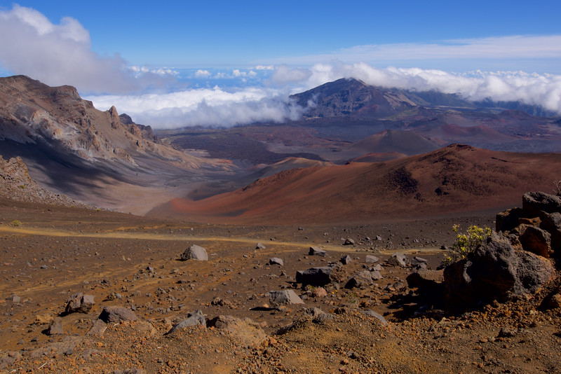 Cinder Desert, Maui