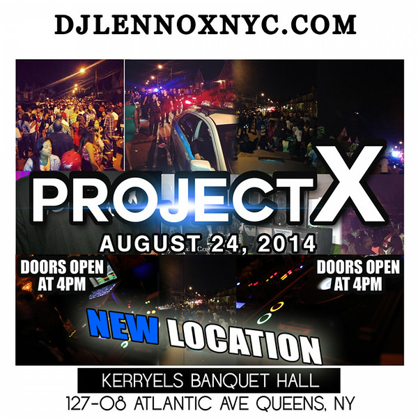 Project X (8.24.14)